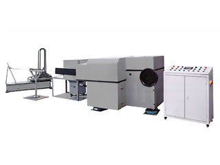 High-speed cold forming equipment for nail production