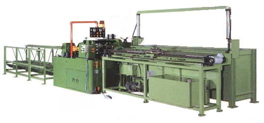ROLLING THREADS EQUIPMENT ON PIN