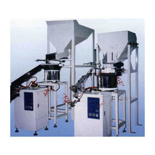 packaging machines for packaging of fasteners in the carton boxes and plastic bags
